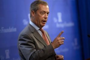 Farage Speech