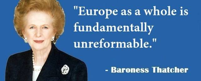 Europe Unreformable