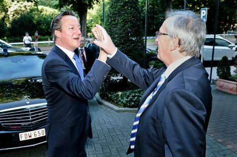 Cam & Juncker