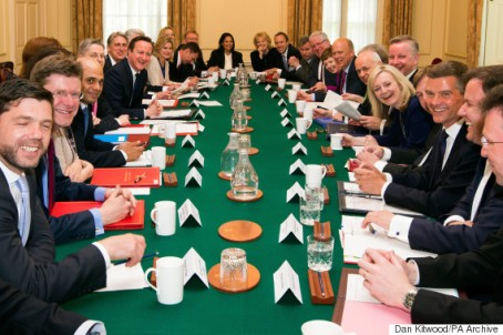 New Cabinet meets