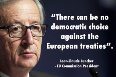 juncker-no-democratic-choice